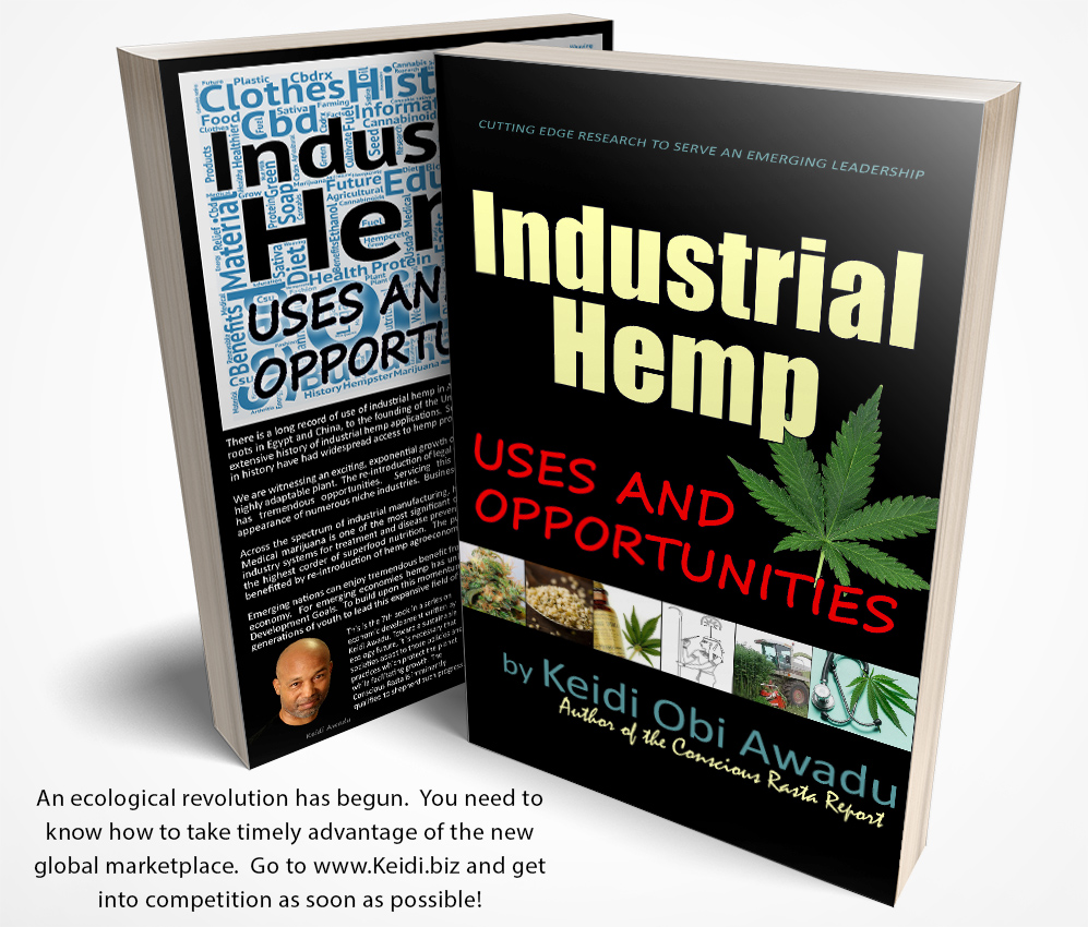 Industrial Hemp - Uses and Opportunities book